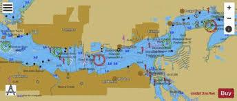 Manatee River Extension Marine Chart Us11415_p2982