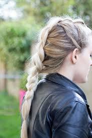 Tuto Coiffure Tresse Tresse Cheveux Pinterest