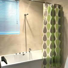 custom printed shower curtains fantastic four curtain fabric polyester bathroom acceptable vinyl
