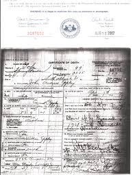 eppley related families death certificates john andrew eppley