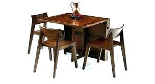 folding dining table with chairs inside and chair sets outdoor patio fol