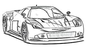 Racecar Coloring Pages Race Car Coloring Pages Racecar Coloring