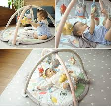 SKIPHOP (skip hop) Tree Top friends activity gym pastel gray TYSH307275 SKIP HOP play baby mat birthday present I Love Baby: