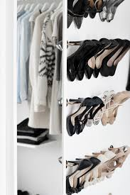 Walk In Closet Shoes Rack