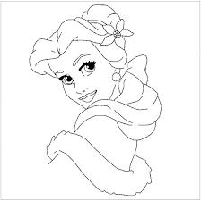 Printable Coloring Pages Disney Princess 488websitedesigncom