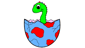 Small Picture Baby Dinosaur Coloring Page YouTube