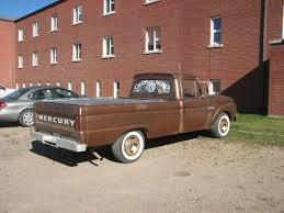 Special Canadian – 1966 Mercury M100 | Rusty But Trusty
