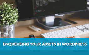 how to enqueue your ets in wordpress