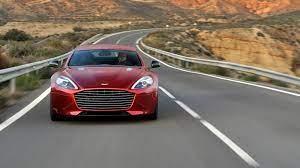 Aston Martin Rapide S More Power Sharper Style