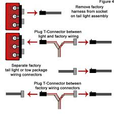 troubleshooting 4 and 5 way wiring installations etrailer com make sure connectors are seated together properly figure 4