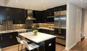dark cabinets with light granite gallery of kitchen with dark cabinets and light granite light gray
