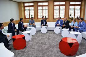 Подписано соглашение о сотрудничестве между Контрольно счетной  Подписано соглашение о сотрудничестве между Контрольно счетной палатой Санкт Петербурга и Комиссией по аудиту и проверке провинции Чеджу