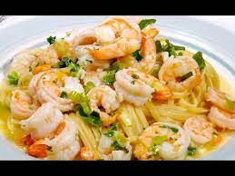 That's where our easy collection of 7 healthy shrimp recipes you can't resist comes in. Shrimp Scampi Diabetic Recipes Step By Step Healthy Recipes Youtube