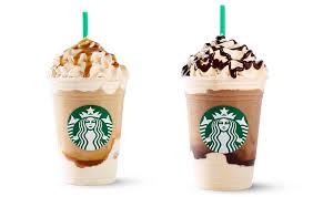 starbucks caramel frappuccino. Contemporary Frappuccino Starbucksu0027 New Frappuccinos Have A Terrifying Calorie Count To Starbucks Caramel Frappuccino E
