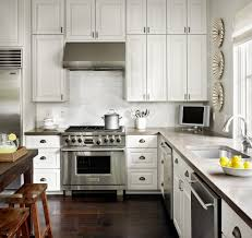 Most Durable Kitchen Flooring Most Durable Countertops Kitchen Traditional With Concrete Counter
