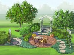 Florida Landscape Design Plans How To Plan A Fruit Garden In Florida Hgtv