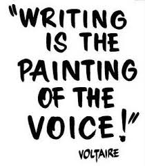 Image result for writing is art