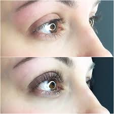 Image result for before and after lash tint