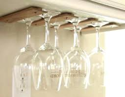 under cabinet wine glass rack wine glass rack under cabinet under cabinet  wine glass rack ikea .