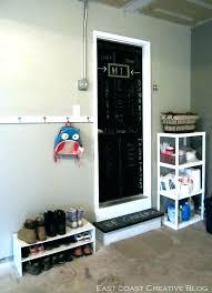 interior garage door slide lock covers interior garage door