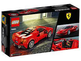 Lego Speed Champions 76895 Ferrari F8 Tributo Lidl De