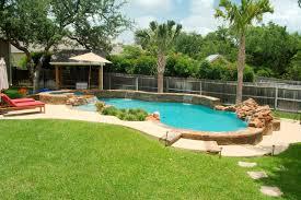 Residential Pool Designs Freeform Geometric Vanishing Edge