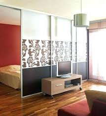 room divider ideas diy curtain partition wall awesome