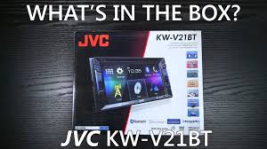 jvc kw v21bt what s in the box jvc kw v21bt what s in the box