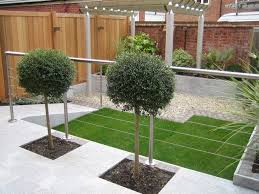 Small Picture Small Modern Garden for Disabled Client West Timperley Cheshire