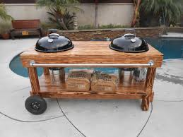 outdoor bbq designs custom kitchens awesome weber grill kitc