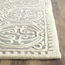 hand tufted silver ivory area rug wool rugs made in india hand tufted quick look area rugs india