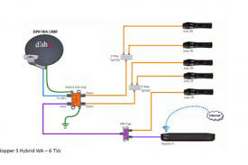 adding hoppers & joeys satelliteguysus, super joey diagram Dish Network Hopper Wiring Diagram hopper 3 wiring diagram installer here satelliteguys us,,design dish network wiring diagrams for hopper
