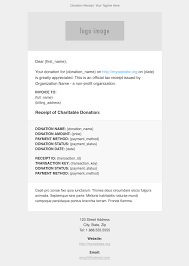 Confirmation Of Receipt Template PDF Receipts GiveWP 10