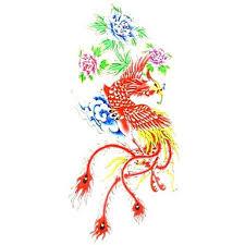 099 1ks Waterproof Dámské Dočasné Tetování Zpět Krk Zápěstí Tetování Pivoňka Ptáků Sbírky Tělo Tetování 185 85 Cm