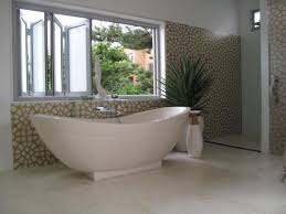 then came the era of the built in bath and shower combination we seem to have come full circle today freestanding baths are in demand again