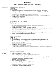 Download Sales Tax Analyst Resume Sample as Image file