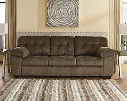 Brown leather sofa sets Solid Wood Accrington Sofa Itforumco Sofas Couches Ashley Furniture Homestore