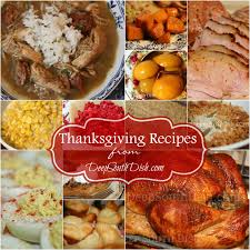 Try using flavorful liquids instead of using all water. Deep South Dish Deep South Southern Thanksgiving Recipes And Menu Ideas