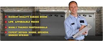 akron overhead garage door repair