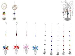 Suncatcher Display Stands Crystal Hanging Suncatchers Metal Display Stand Pack 56