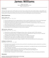 Beautiful An Accountant Resume Resume For A Job