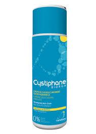 Biorga cystiphane shampoo