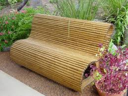 bamboo furniture designs. Photo 3 Of 6 Very Artistic Bamboo Bench Funiture Design For Garden Ideas - Furniture | Qdlake.com ( Designs