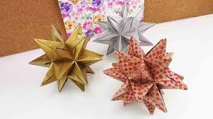 Aurelio Stern Basteln 3d Weihnachtssterne Einfache