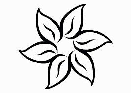 Free Printable Hibiscus Coloring Pages New Small Flower Coloring
