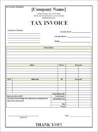 Tax Invoice Format In Excel Vat Forum Cvfreeletters