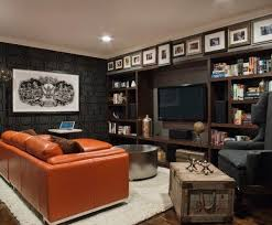 Willow Glen Residence - contemporary - media room - san francisco - by  Lizette Marie Interior Design. Find this Pin and more on Man Cave Ideas ...