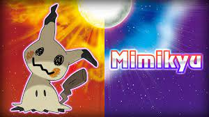 New POKEMON For SUN And MOON Include Cute Fighting Bear, A Daisy Chain, And  A Creepy Ghost Pikachu — GameTyrant