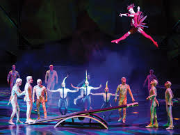 Mystere Las Vegas Cirque Du Soleil Mystere Mystere At