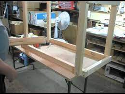 folding leg work table you